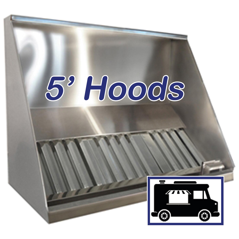5 Concession Vent Hood 60 Quot Concession Trailer Amp Food