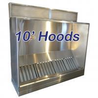10' Vent Hoods
