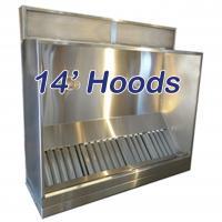 14' Standard Vent Hood