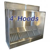 4' Standard Vent Hood