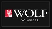 WolfStoves logo