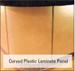Curved Plastic Laminate