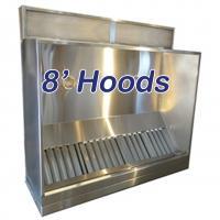 8' Standard Vent Hood