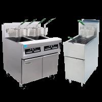 Gas Floor Fryers