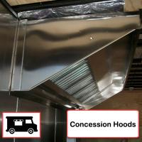 Concession Vent Hoods