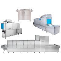 Conveyor Dishwashers & Flight Type Dishwashers