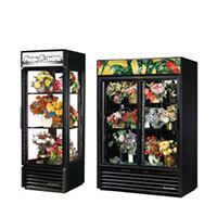 Floral Refrigerator Merchandisers