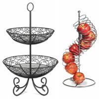 Metal Serving Baskets