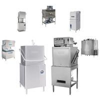 Single Rack Dishwashers & Double Rack Dishwashers