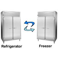Convertible Refrigerator / Freezer