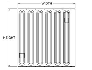 grease filters vent hood accessories ventilation system jeans restaurant supply. Black Bedroom Furniture Sets. Home Design Ideas